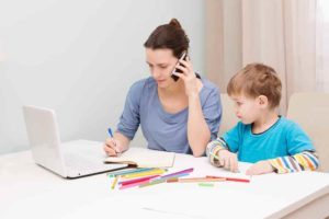 Rent assistance for single moms