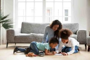 free daycare for single mothers